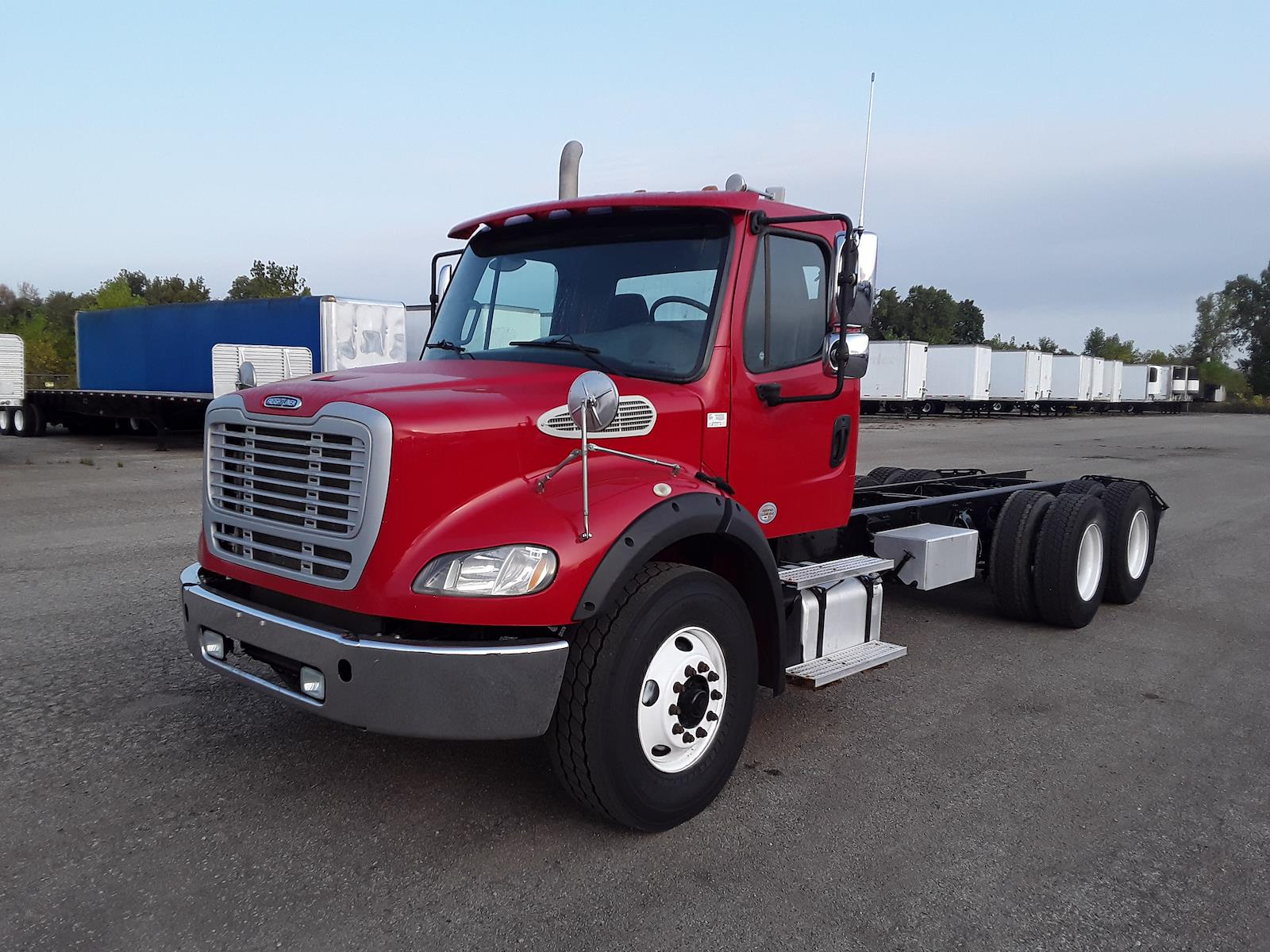 2013 Freightliner Truck 6x4, Cab Chassis #514891 - photo 1