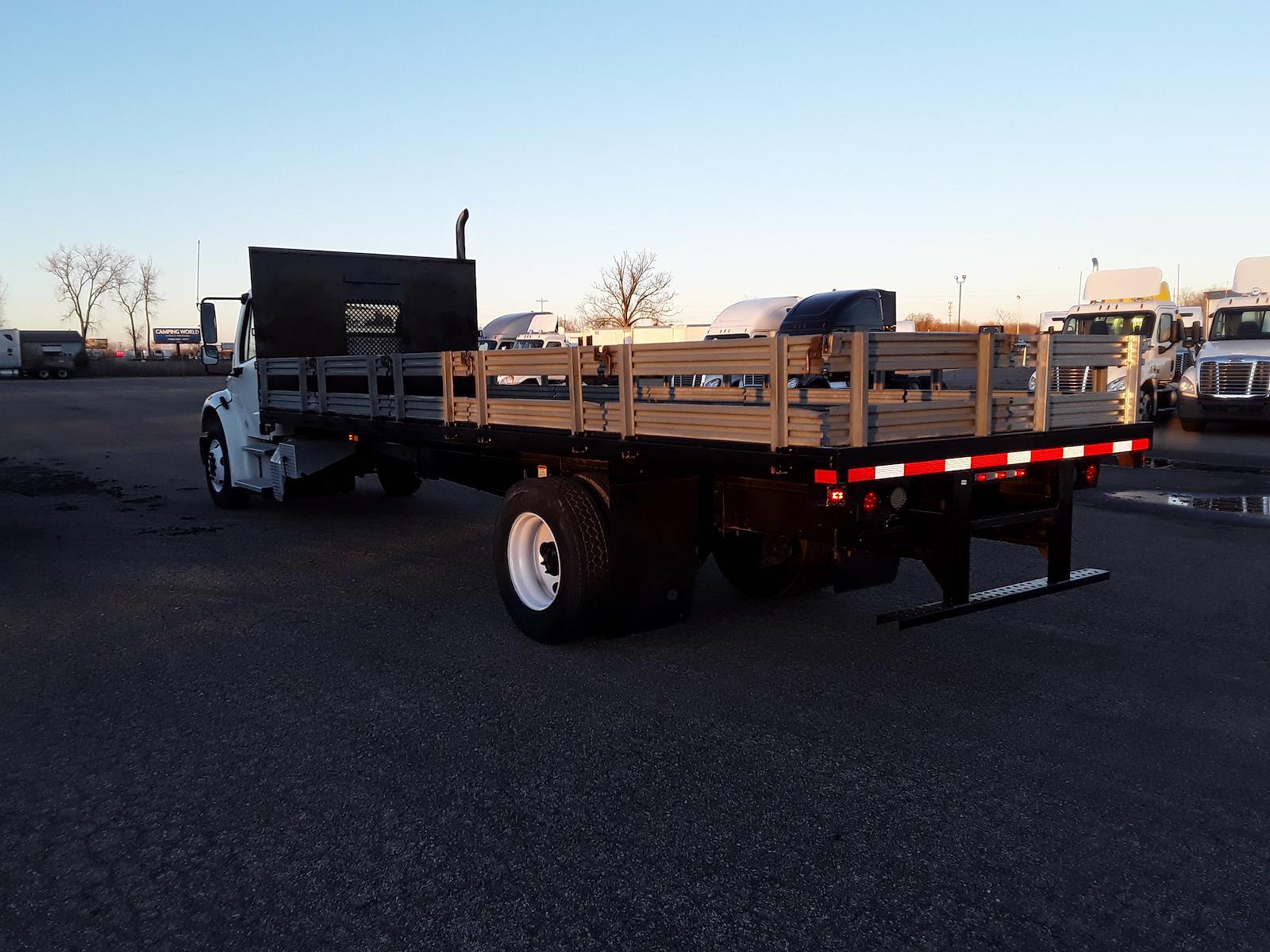 2014 Freightliner M2 106 4x2, Platform Body #536720 - photo 1