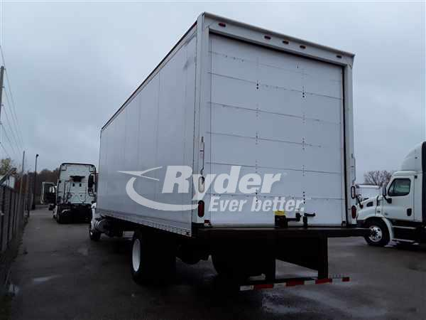 2014 International DuraStar 4300 4x2, Morgan Dry Freight #539822 - photo 1