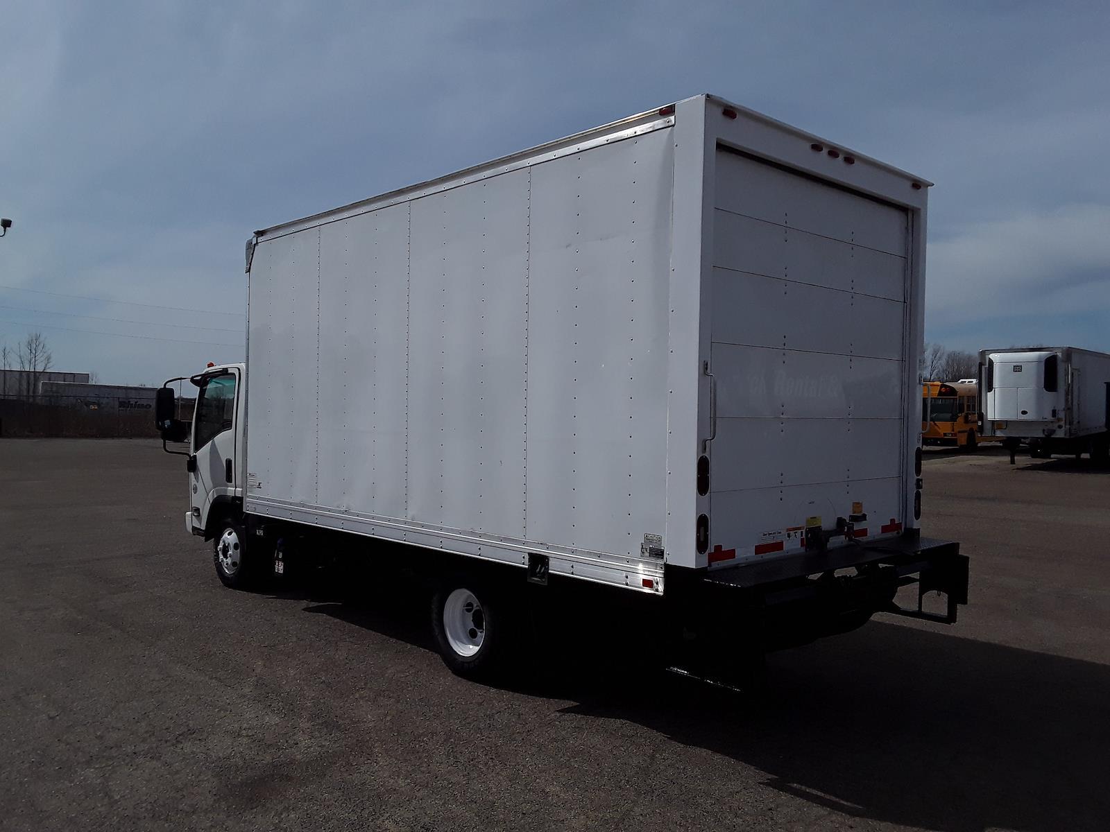 2015 Isuzu NPR-HD Regular Cab 4x2, Dry Freight #646598 - photo 1