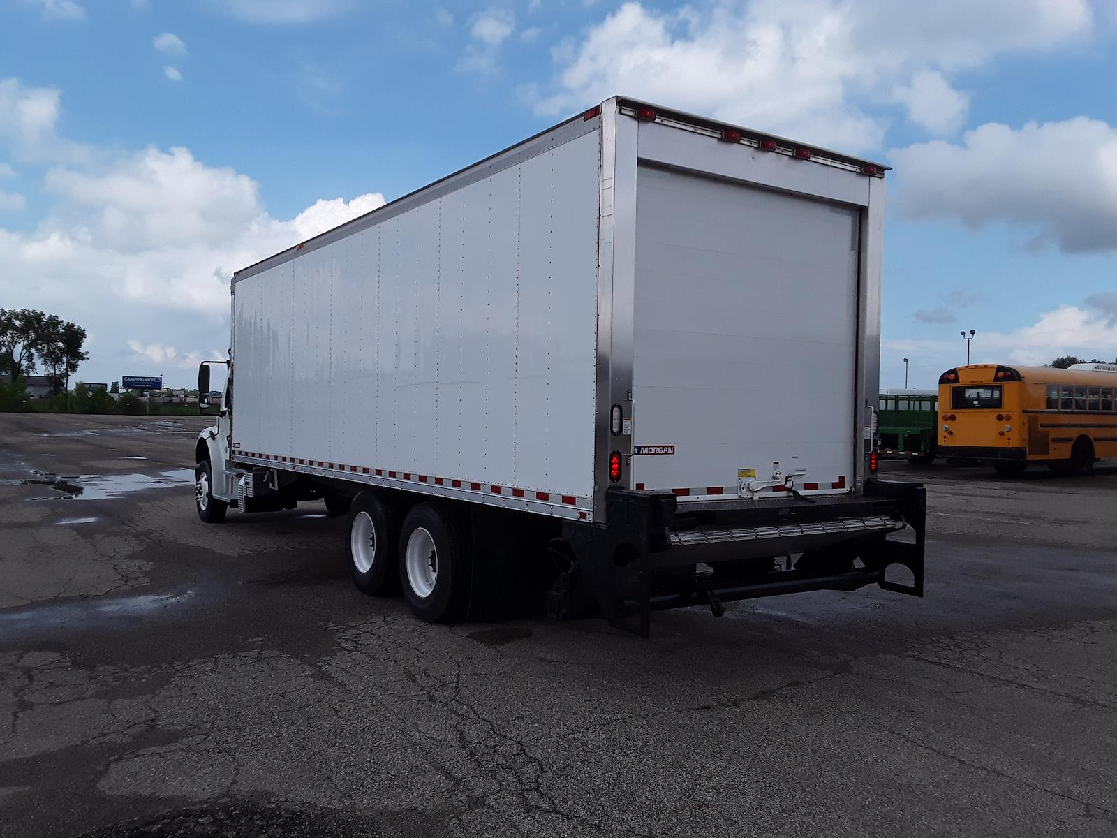 2016 Freightliner M2 106 6x4, Refrigerated Body #649551 - photo 1