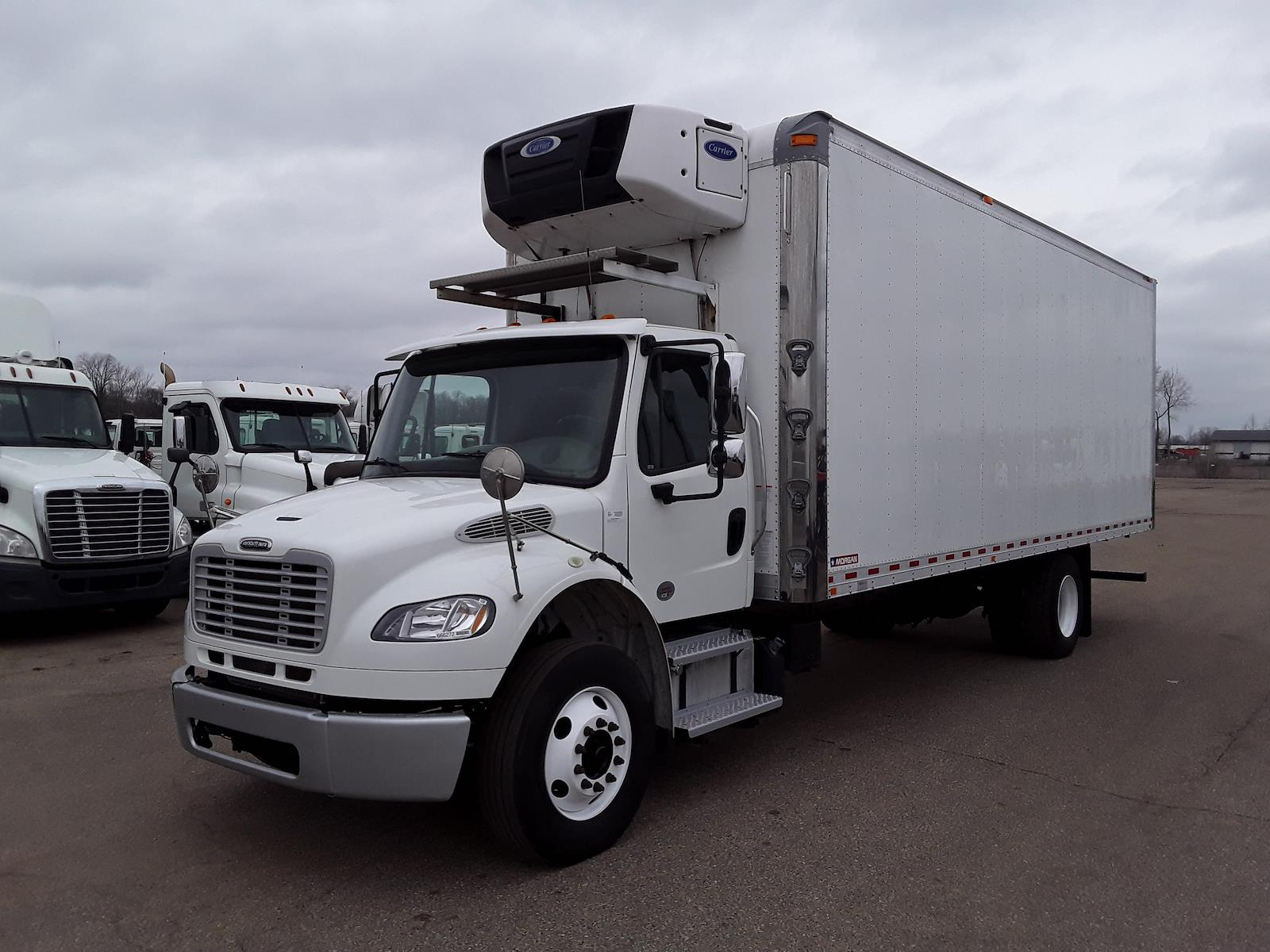 2017 Freightliner M2 106 4x2, Refrigerated Body #666272 - photo 1