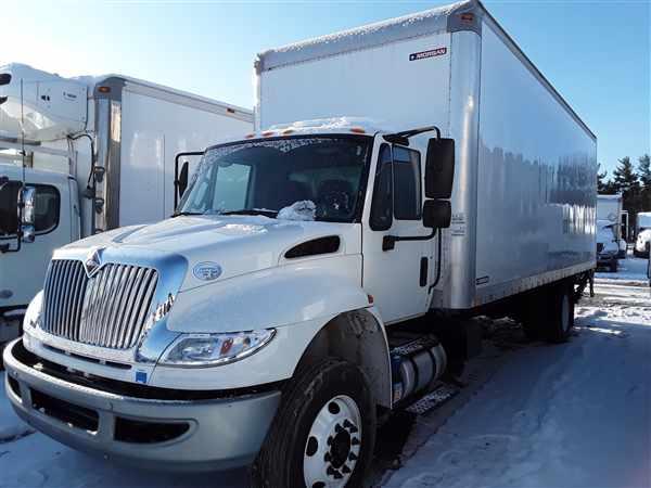 2015 International DuraStar 4300 4x2, Morgan Dry Freight #334905 - photo 1