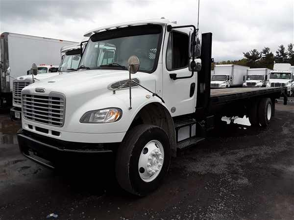 2013 Freightliner M2 106 4x2, Platform Body #502026 - photo 1
