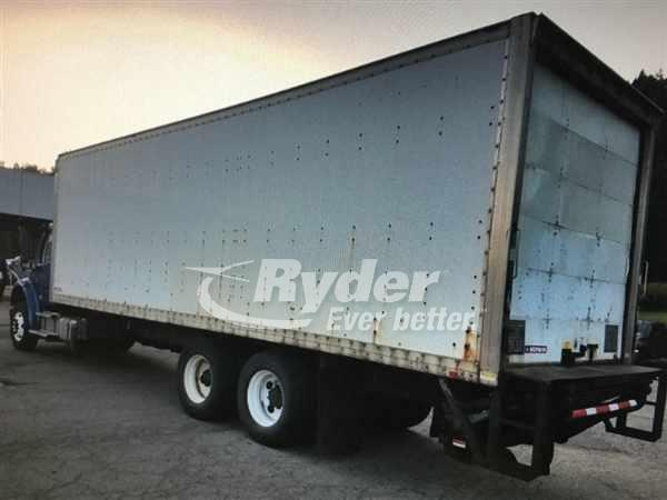 2013 Freightliner Truck 6x4, Morgan Dry Freight #511565 - photo 1
