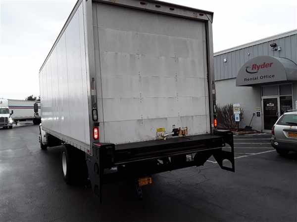 2014 Freightliner Truck 4x2, Morgan Dry Freight #517028 - photo 1