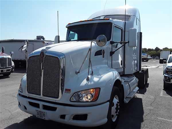 2014 Kenworth Truck 6x4, Tractor #544163 - photo 1