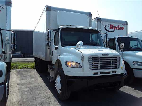 2014 Freightliner M2 106 6x4, Dry Freight #548534 - photo 1