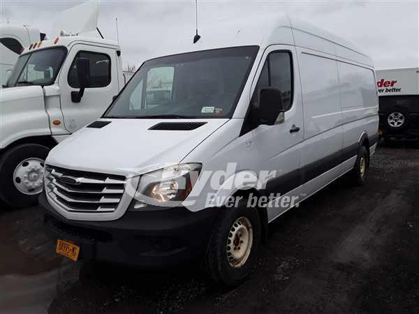2015 Freightliner Sprinter 2500, Empty Cargo Van #643509 - photo 1