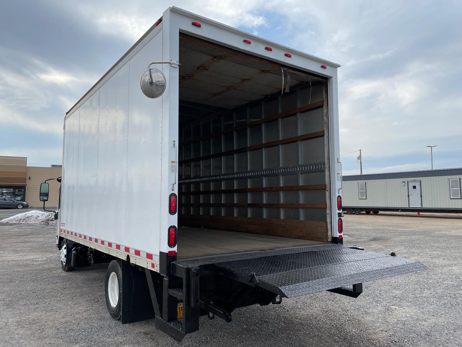 2015 Isuzu NPR-HD Regular Cab 4x2, Dry Freight #651329 - photo 1