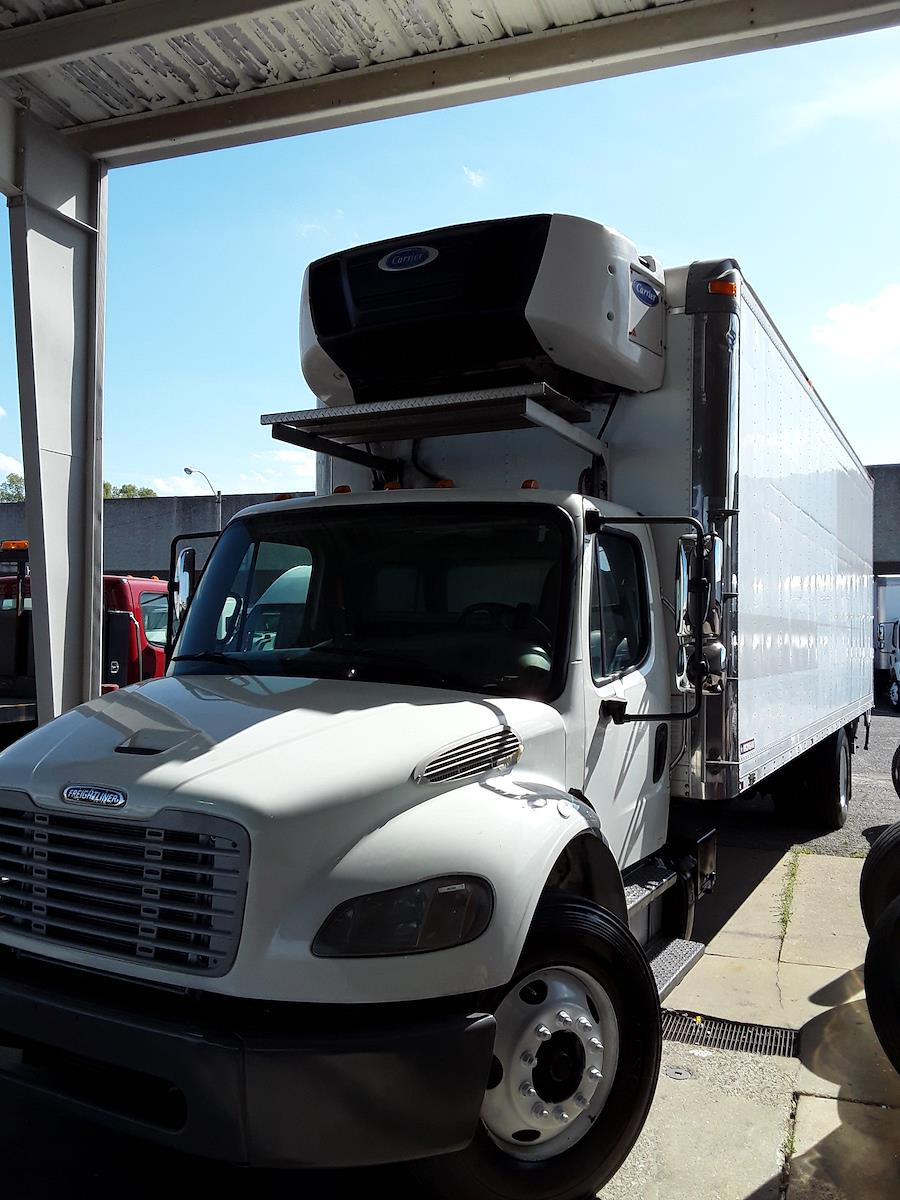 2015 Freightliner M2 106 4x2, Refrigerated Body #582886 - photo 1