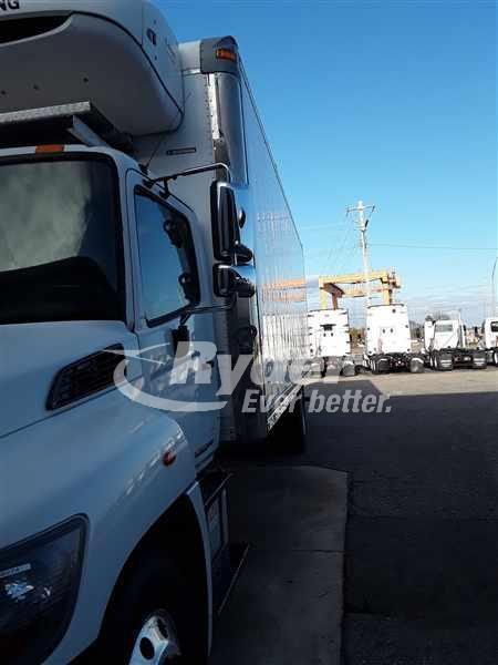 2016 Hino Truck, Morgan Refrigerated Body #655274 - photo 1