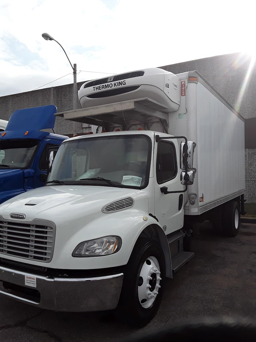 2016 Freightliner M2 106 4x2, Refrigerated Body #659739 - photo 1