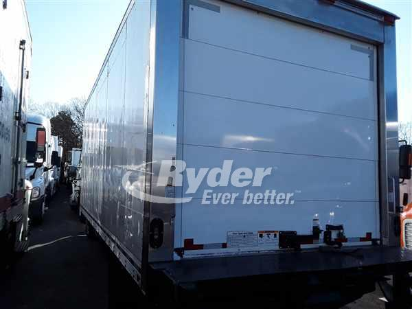 2014 Mitsubishi Fuso FE180, Morgan Refrigerated Body #320883 - photo 1