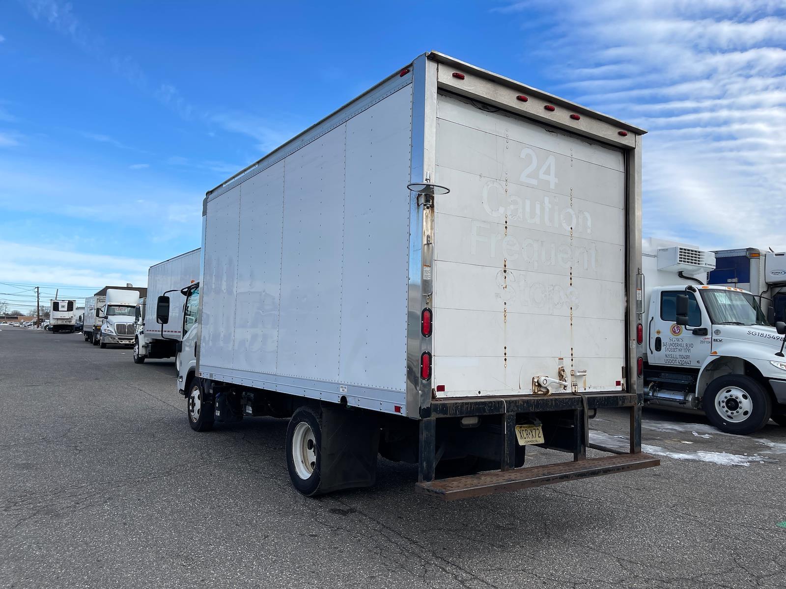 2015 Isuzu NQR Regular Cab 4x2, Morgan Dry Freight #329159 - photo 1
