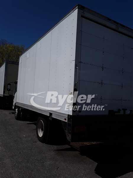 2012 Isuzu NRR 4x2, Dry Freight #444375 - photo 1