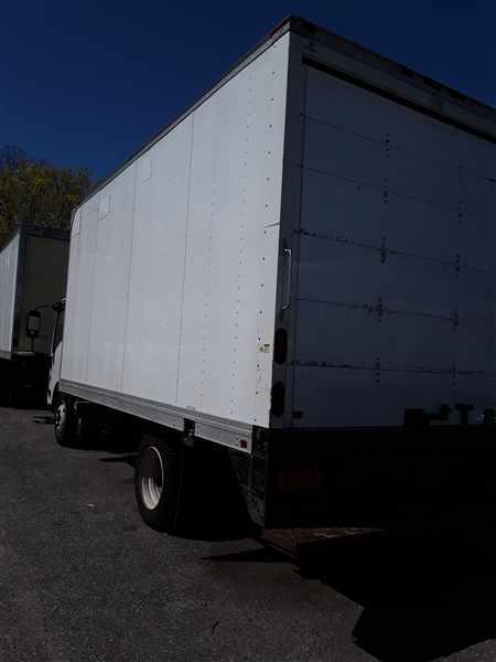 2012 Isuzu NRR 4x2, Dry Freight #444375 - photo 1