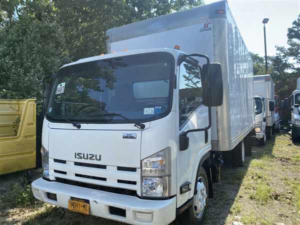 2012 Isuzu NRR 4x2, Dry Freight #444411 - photo 1