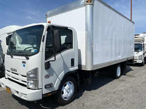 2012 Isuzu NRR 4x2, Dry Freight #444415 - photo 1