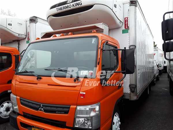 2012 Mitsubishi Fuso Truck, Refrigerated Body #488578 - photo 1
