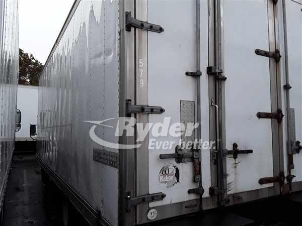 2012 Mitsubishi Fuso Truck, Thermo King Refrigerated Body #488579 - photo 1