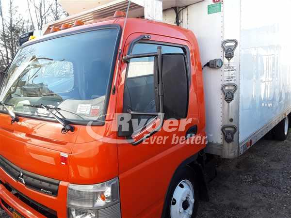 2012 Mitsubishi Fuso Truck, Refrigerated Body #488581 - photo 1