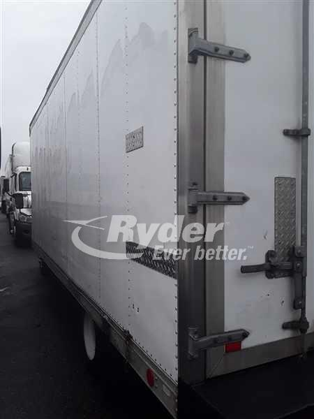 2012 Mitsubishi Fuso Truck, Refrigerated Body #488582 - photo 1