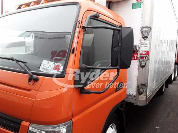 2012 Mitsubishi Fuso Truck, Refrigerated Body #488586 - photo 1