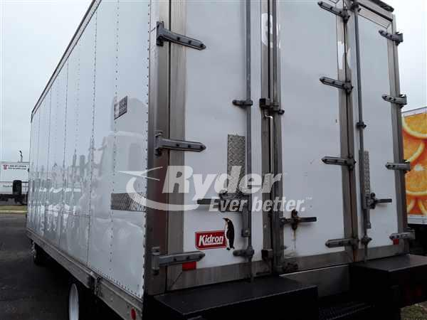 2012 Mitsubishi Fuso Truck, Refrigerated Body #488586 - photo 1
