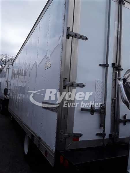 2012 Mitsubishi Fuso Truck, Refrigerated Body #488591 - photo 1