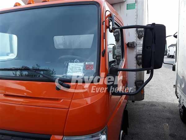 2012 Mitsubishi Fuso Truck, Thermo King Refrigerated Body #488592 - photo 1