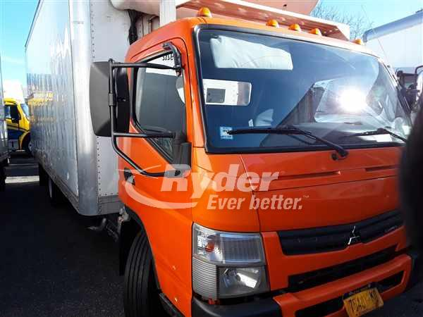 2012 Mitsubishi Fuso Truck, Refrigerated Body #488597 - photo 1