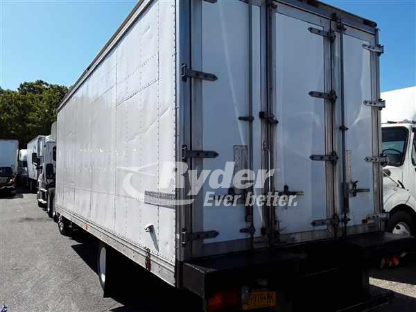 2012 Mitsubishi Fuso Truck, Thermo King Refrigerated Body #488598 - photo 1