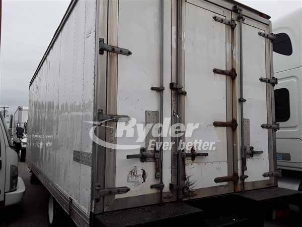 2012 Mitsubishi Fuso Truck, Thermo King Refrigerated Body #488599 - photo 1