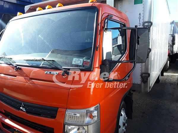 2012 Mitsubishi Fuso Truck, Refrigerated Body #488600 - photo 1