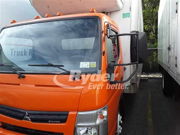 2012 Mitsubishi Fuso Truck, Thermo King Refrigerated Body #488601 - photo 1