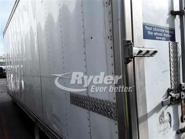 2012 Mitsubishi Fuso Truck, Thermo King Refrigerated Body #488601 - photo 1