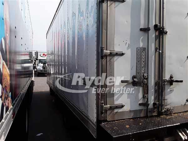 2012 Mitsubishi Fuso Truck, Thermo King Refrigerated Body #488603 - photo 1