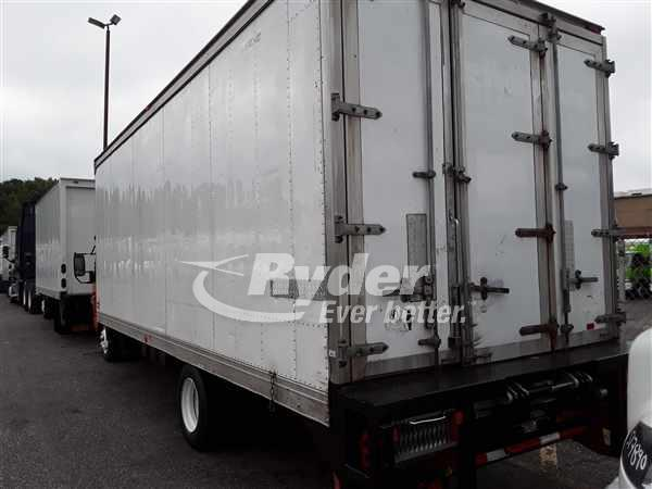 2012 Mitsubishi Fuso Truck, Thermo King Refrigerated Body #488605 - photo 1