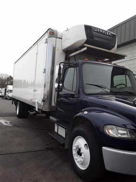 2014 Freightliner M2 106 4x2, Refrigerated Body #518729 - photo 1