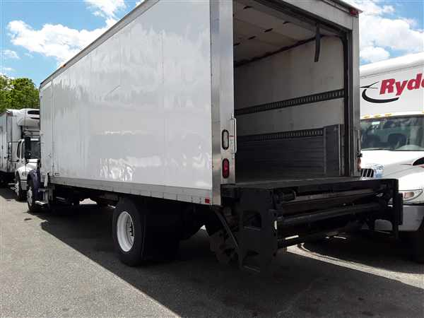 2014 Freightliner M2 106 4x2, Refrigerated Body #518733 - photo 1