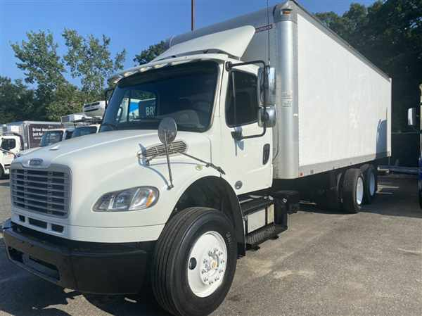 2014 Freightliner M2 106 6x4, Dry Freight #519647 - photo 1