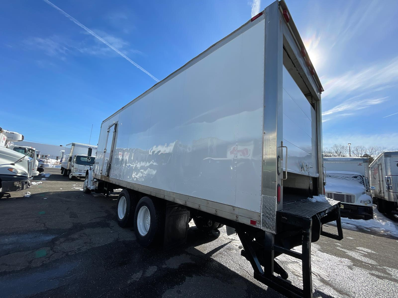 2014 Freightliner M2 106 6x4, Cab Chassis #548318 - photo 1