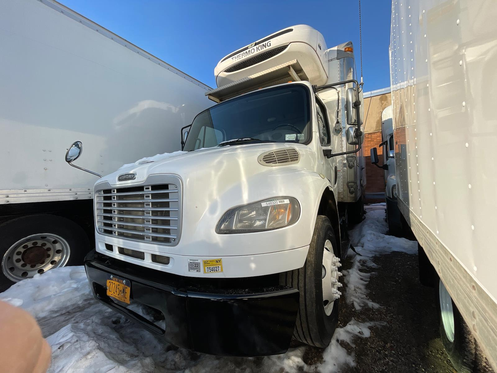 2014 Freightliner M2 106, Cab Chassis #548320 - photo 1