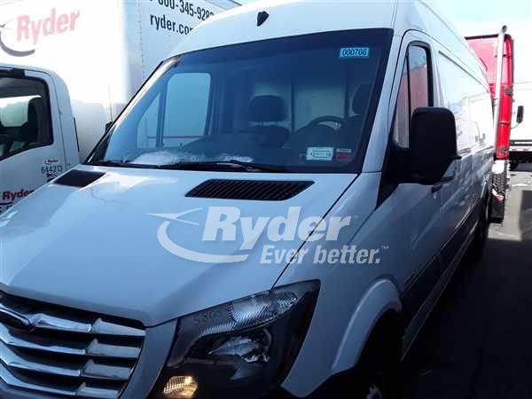 2014 Freightliner Sprinter 2500, Empty Cargo Van #580541 - photo 1