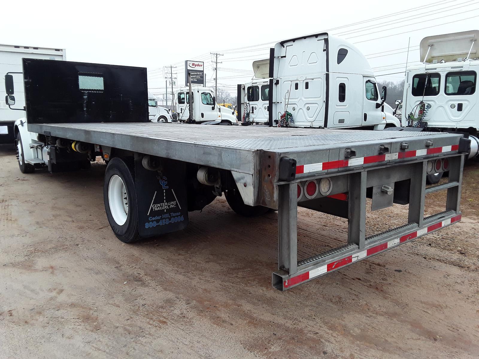 2014 Freightliner Truck 4x2, Platform Body #534181 - photo 1