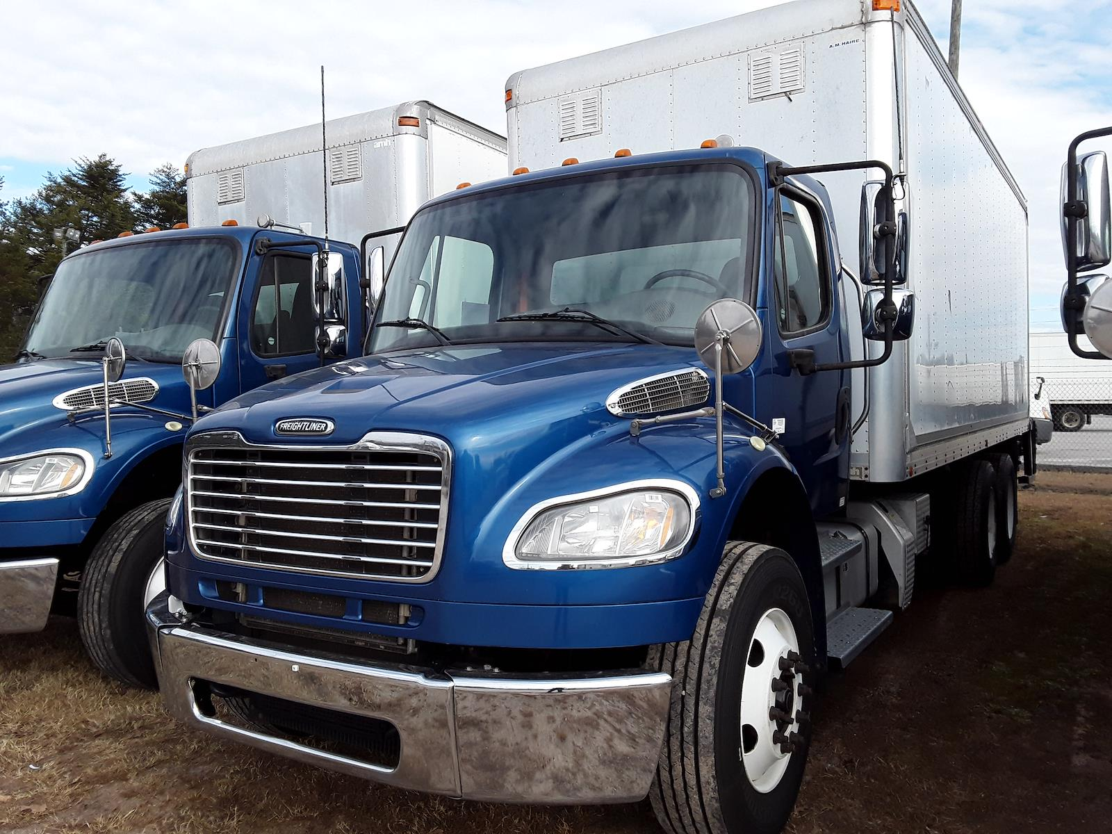 2014 Freightliner M2 106 6x4, Dry Freight #534903 - photo 1