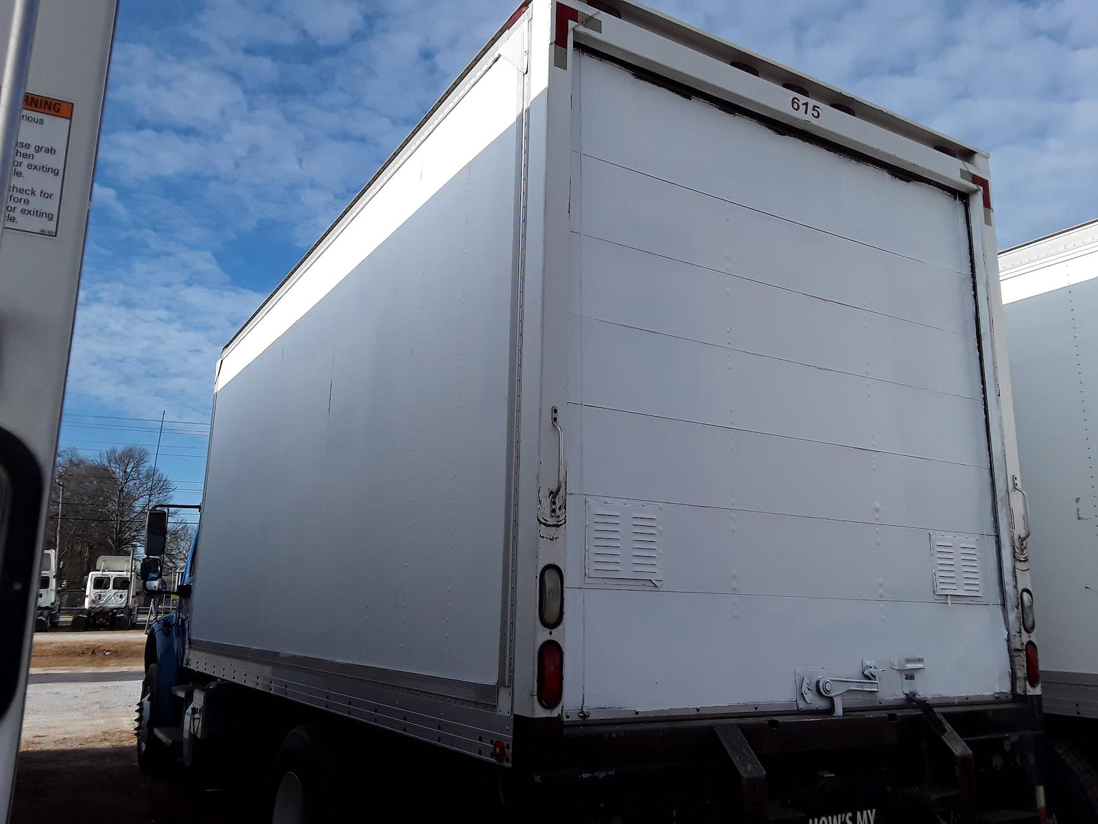 2014 Freightliner M2 106 4x2, Dry Freight #534954 - photo 1