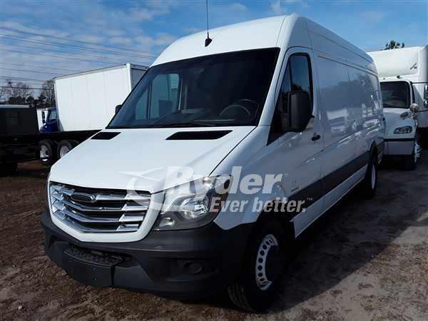 2016 Freightliner Sprinter 3500, Empty Cargo Van #664093 - photo 1