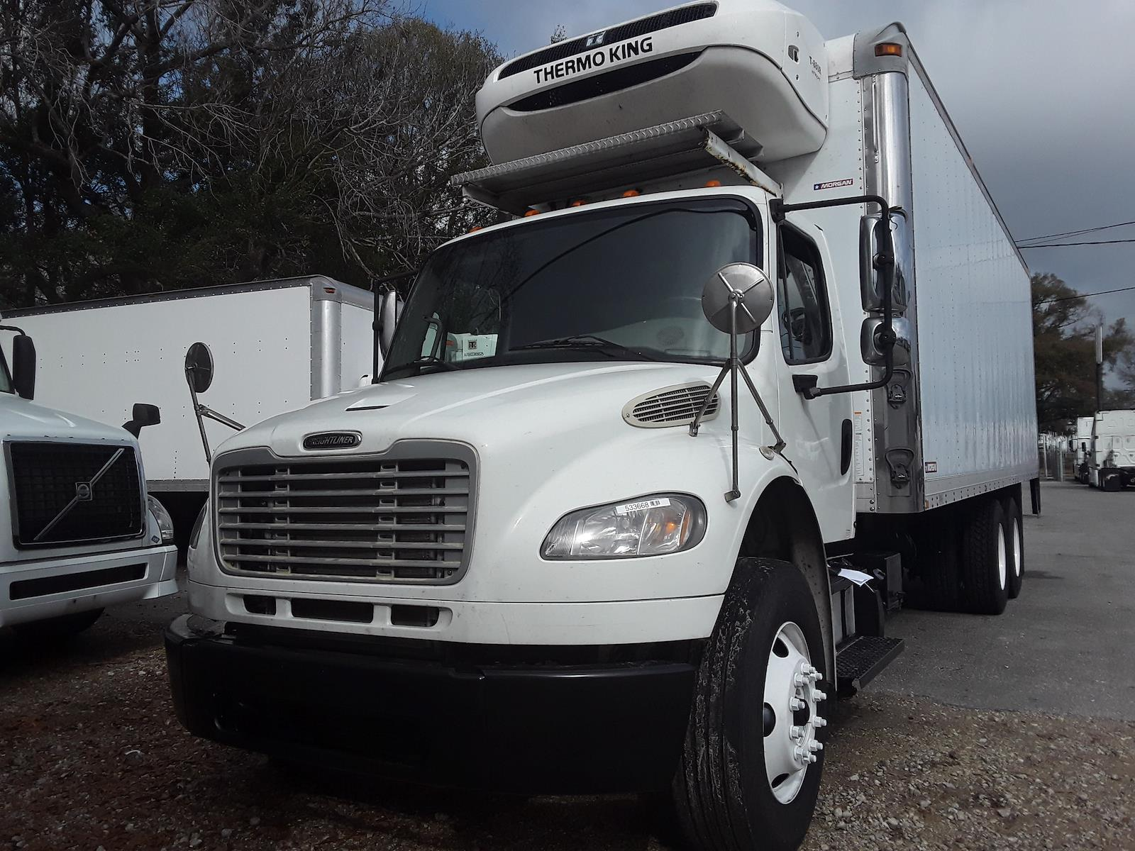 2014 Freightliner M2 106 6x4, Refrigerated Body #533668 - photo 1